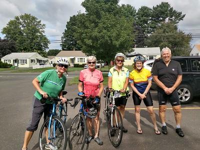 September 19 Wednesday Ride
