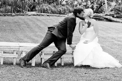 Bride and Groom, Bridal Party and Family Portraits  at Avianto