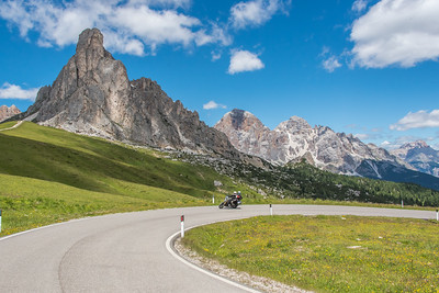 Classic Alpine Adventure June 2015