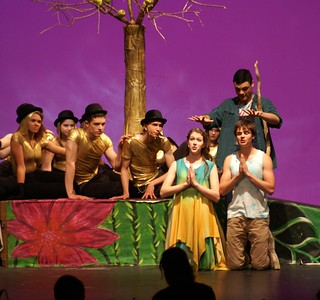 2015 Children of Eden - Saturday Performance II
