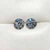 4.08ctw Old European Cut Diamond Pair, GIA I VS2, I SI1 26