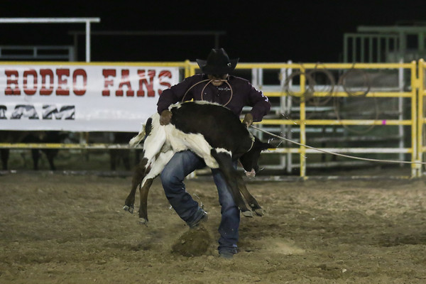 2018 Eastern Navajo Fair Rodeo 7-28-18