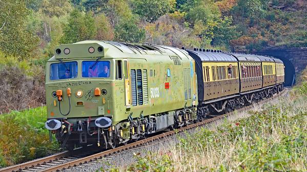 Class 50 Golden Jubilee