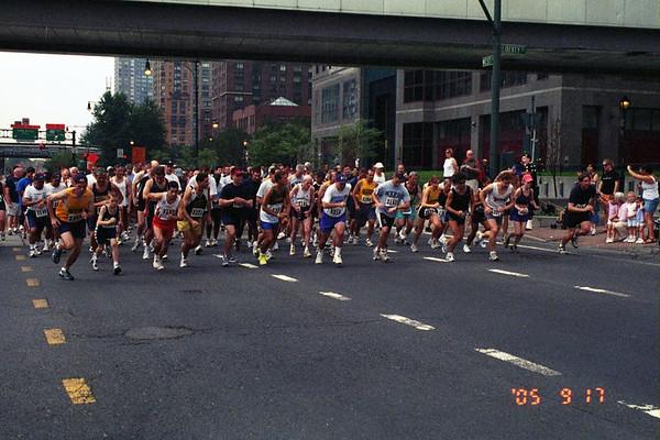 2005 NYPD Memorial 5K