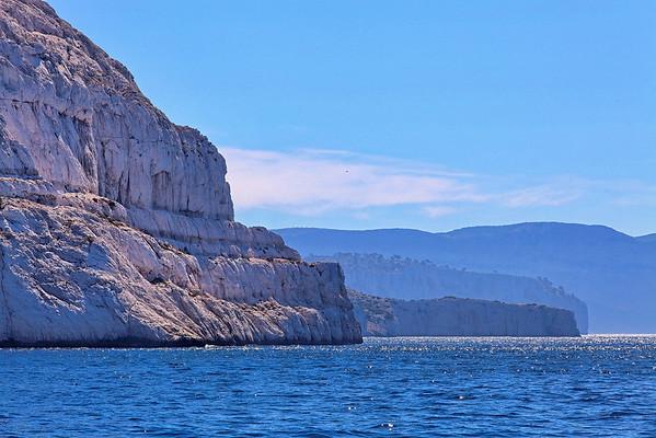 Calanques de Marseille - mineral 2
