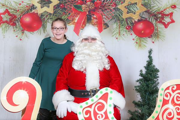 Fleetwood Photos with Santa 2019