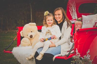 Abby Waldrop Christmas Mini