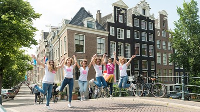 BACHELORETTE PARTY AMSTERDAM