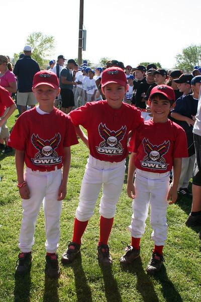 Opening Day Baseball 2011