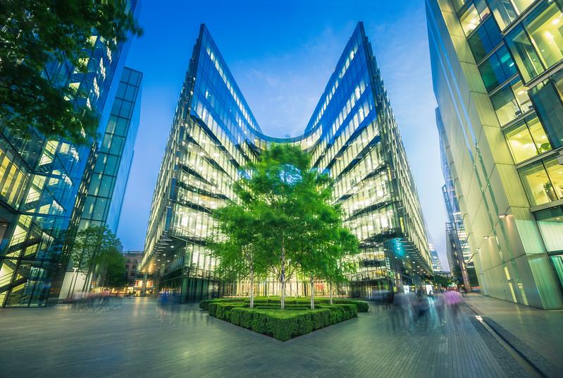 Dancing Tree in London