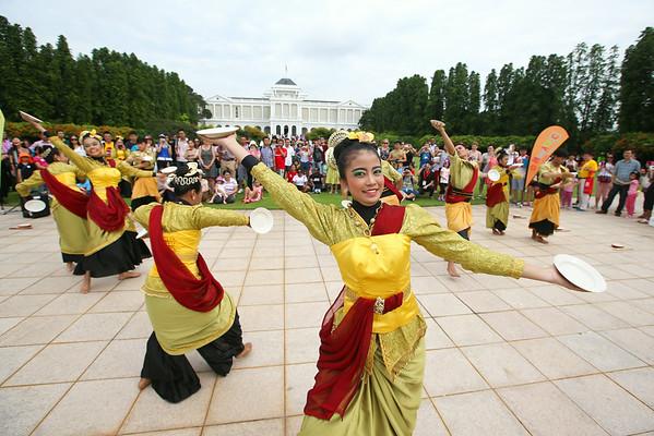 PAssionArts Hari Raya & National Day Celebration 2014