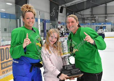 Women's Red Championship - Claddagh Ringers vs NH Blades