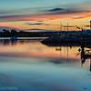 Pictou, Nova Scotia Harbor End of the Day