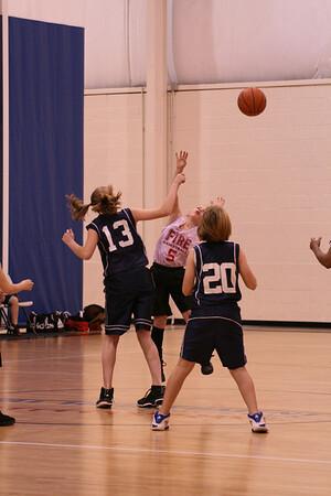 1/30 Fire Basketball