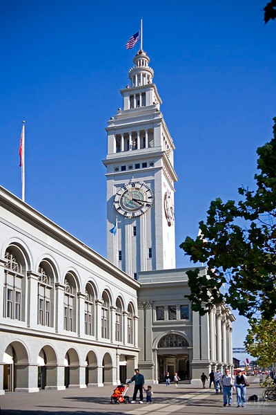 San Francisco on 9/11 2005