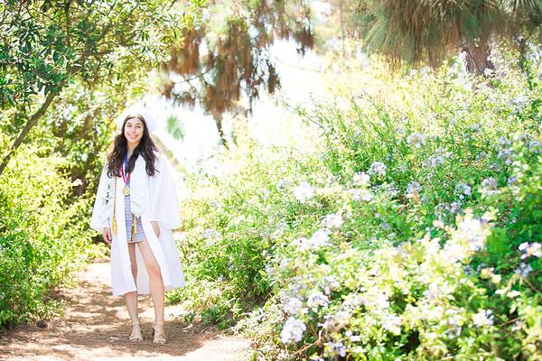 Natalie's 2020 Graduation Portraits