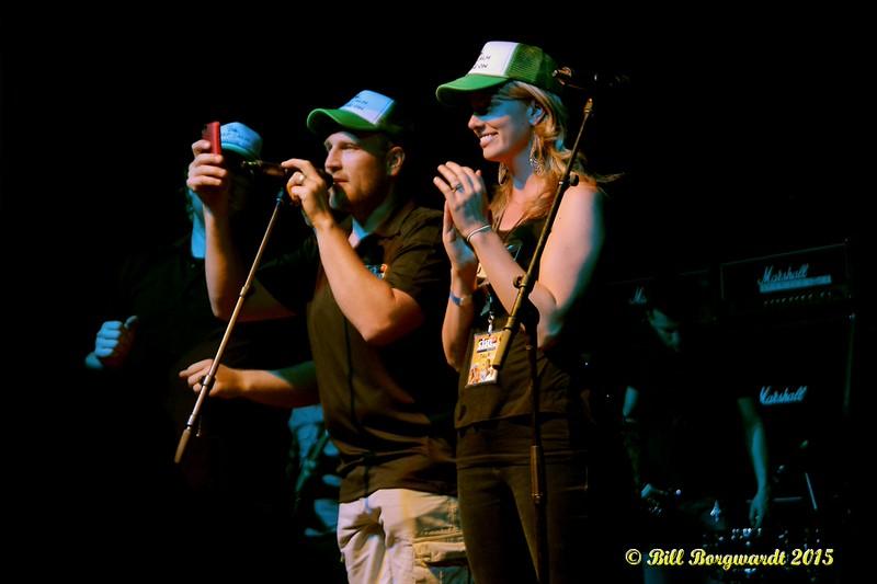 Chris & Jack - CISN - Rainmaker Rodeo 2015 0486