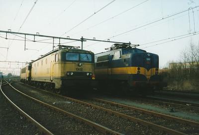 Westhaven juni 2000