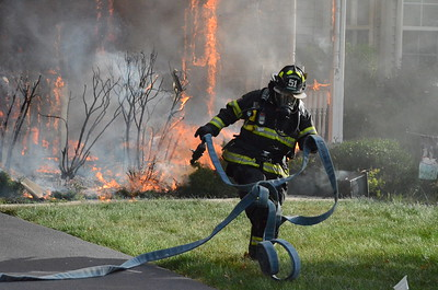 Structure Fire - 52 Wensel Cir, Limerick Twp, PA - 10/1/20
