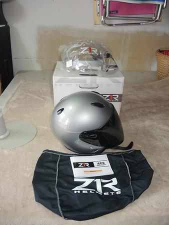 ZIR Ace helmet