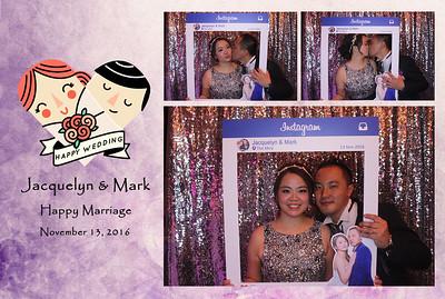 Jacquelyn & Mark Wedding 13th Nov 2016