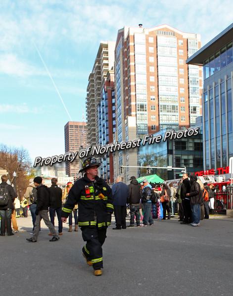Boston- Boylston St MBTA Station Crash