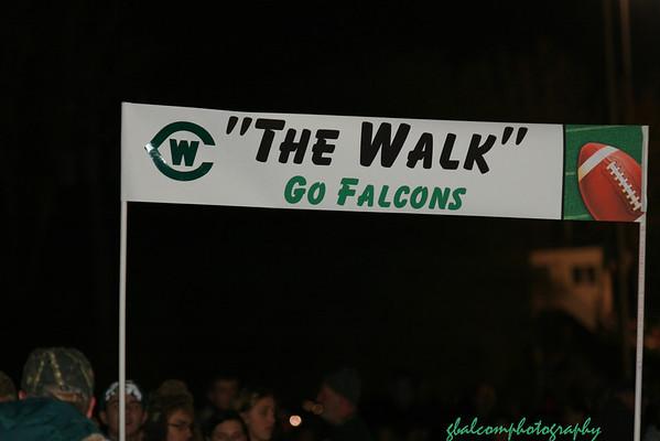 WC Varsity vs. Newaygo Regionals