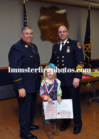LEVITTOWN FD POSTER AND ESSAY CONTEST WINNERS 2012