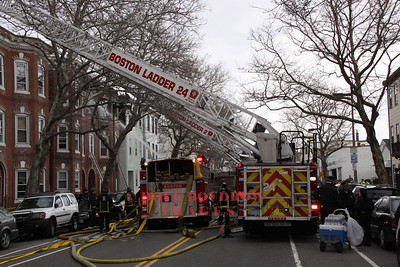 Boston, MA - 7th Alarm, 329 Chelsea Street, 4-1-12