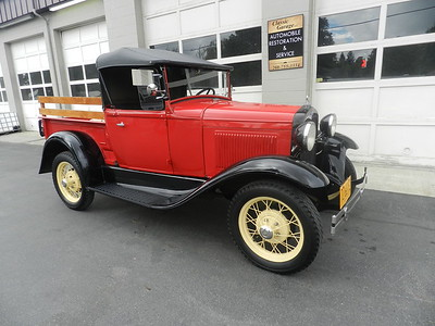 1930 Ford Model A Roadster Pickup - For Sale
