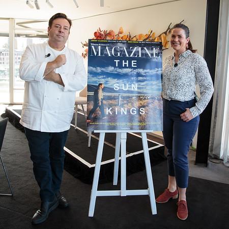The Weekend Australian in Conversation Lunch 16.06.2021