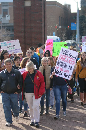 Women's March Erie, PA