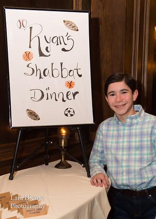 Ryan's Shabbat Dinner at Maggiano's