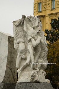 Monument Against War and Fascism - Vienna