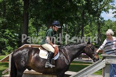 Class 8: Volunteer Equitation W/T