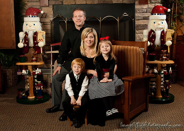 Family Portrait Samples