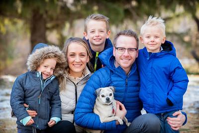 Stenson Family