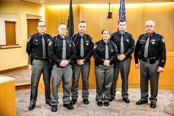 Cuyahoga County Sheriffs Department - New Deputies December