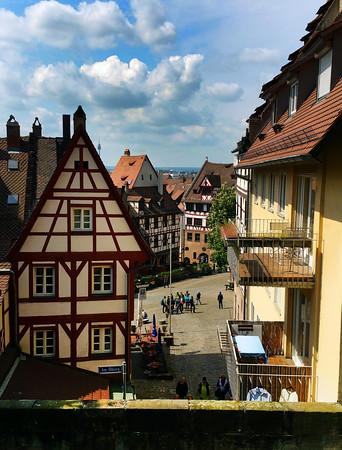 Viking River Cruise, Nuremberg Germany