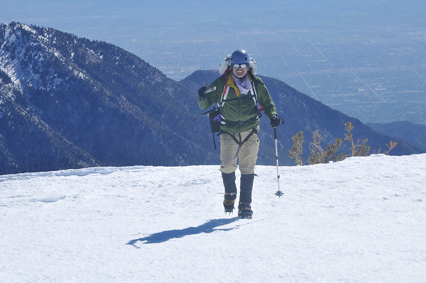Mt. Baldy February 10, 2011
