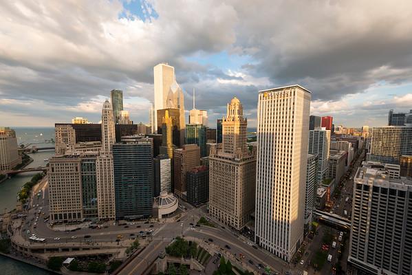 Chicago Aerials