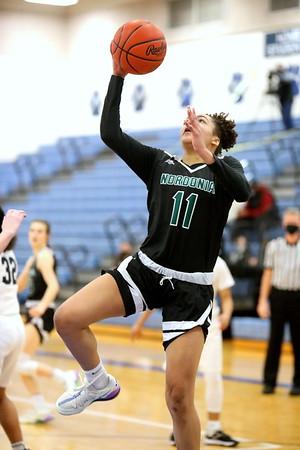 20210109 Girls Basketball - Nordonia v Twinsburg