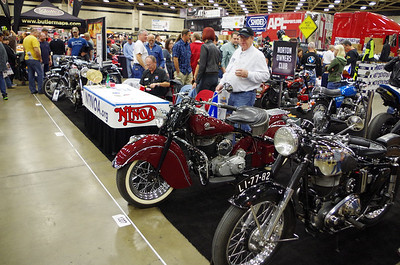 2013 Dallas Int'l Motorcycle Show