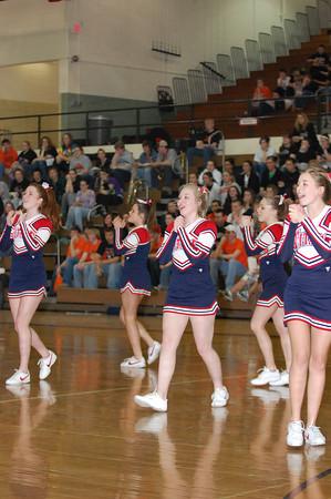 Cheerleading 2009-2010