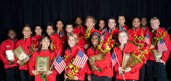 2008 USA Olympic Wrestling Teams