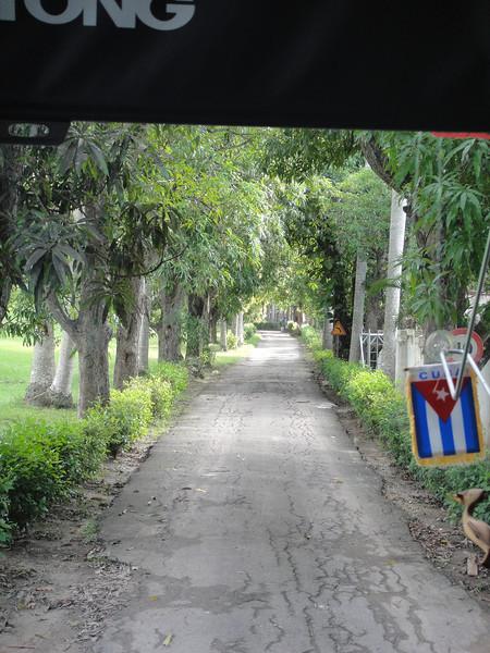 Hemingway's Havana estate