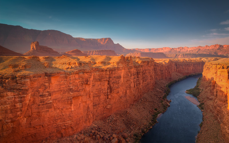 Travel Photography Blog - Arizona. Colorado River and Marble Canyon