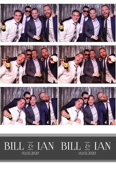 Bill & Ian Wedding  |  2.2.2020