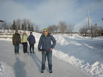 Christmas in Winnipeg