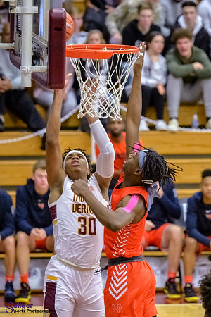 Whitney Young (IL) Hoophall (1/20/20)
